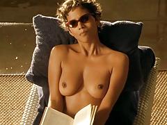Nude Celebrities in Sunbathing Scenes vol 1