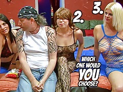 Would you choose the younger, older or mature woman?